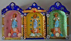 relicarios de santos - Pesquisa Google