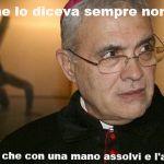 sequestro milionario per l'ex vescovo di trapani