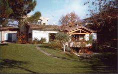 Nuova edificazione villa familiare - Esterno - Cornale Pradalunga (BG) 1994-1995