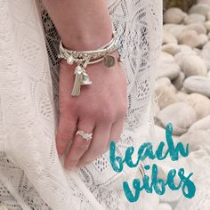 How to channel some serious beach vibes. https://www.thejewelhut.co.uk/beach-vibes/ Get the beach look with our blog: https://www.thejewelhut.co.uk/style-blog/how-to-channel-some-serious-beach-vibes/ Don't forget to #TJHSummer when you're out and about this season!