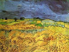 The Fields Vincent Van Gogh Reproduction | 1st Art Gallery