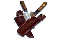 Kožené púzdro na nôž na mieru 463 Pocket, Bag