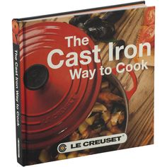 MB4 Features: -Recipes for cast iron cookware. Dimensions: -Dimensions: 7.75'' W x 10'' H.