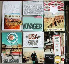 travel scrapbooking, project life ideas https://smart.link/59d4e2eef5ce5