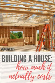 Building our own house: How much did it actually cost? - NewlyWoodwards