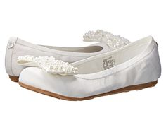 Stuart Weitzman Kids Fannie Cindy (Little Kid/Big Kid) Communion Shoes, Big Kids, Stuart Weitzman, Flats, Free Shipping, Style, Fashion, Loafers & Slip Ons, Swag