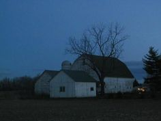 """That night Edie picks her up and they drive out to the country, in the opposite direction from Floss's farm, to a barn where the float is under construction. Inside, it's like a factory. --from """"So Much a Part of You"""""""