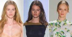 Aspecto natural    As passarelas internacionais mostraram que é hora de valorizar a beleza natural feminina. Com o make bem sutil e leve, as apostas para o verão se fizeram de tons uniformes, sem destacar muito alguma parte específica do rosto.     A intenção é fazer com que a presença de maquiagem torne-se quase imperceptível. Tons que se encaixam com a tonalidade da pele e leves aplicações de blush são as propostas de maquiagem para o verão 2012 2013.
