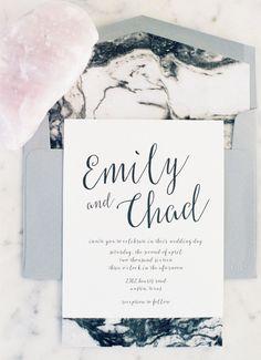 113 best marble wedding invitations images on pinterest wedding