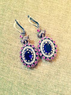 Blue stone Jewellary