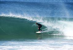 Josh at last year's Surfing Championships