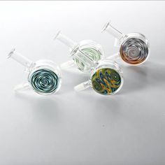 2015 Round Style Hanging Design Mini Glass Bongs Colorful Oil Rings Glass Water Pipes Bubbler Bongs Colorful New Design Bongs for Smoking Online with $19.27/Piece on Glassfashion's Store | DHgate.com