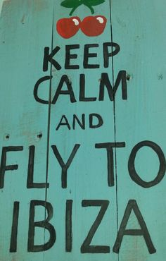 Drop what you are doing and party in Ibiza