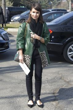 Love the look - Miroslava Duma