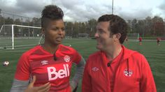 Rick trains with the Canadian Women's National Soccer Team in Burnaby, BC. Captain Fantastic, Women's World Cup, Football Team, Fifa, Soccer, Sports, Hs Sports, Futbol, Sport