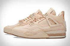 Meticulously crafted by the hands of skilled Japanese workmen, Hender Scheme Natural Sneakers are instantly recognizable yet determinedly subtle. They're recognizable thanks to the decision to base all their designs on iconic sneakers of the past, like the Air Force...