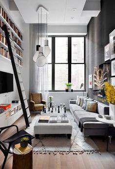 Elegantly Styled Bookshelf