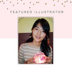 Illustration Boutique Featured Illustrator | Anna Wang