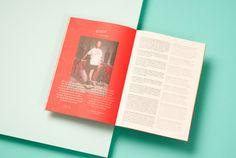 Perdiz Magazine #2 on Behance