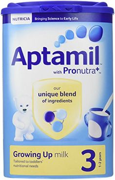 From 11.98:Aptamil Stage 3 Growing Up Milk Powder 900 G (pack Of 6)