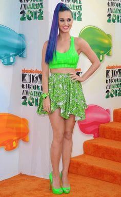 Katy Perry at kids choice awards mar 31, 2012