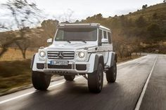 ''2017 Mercedes-Benz G550 4x4² '' MUST SEE 2017 SUVs And Crossovers Worth Waiting For – 2017 SUV And Crossover Lineup