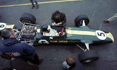 Lotus-Ford 49 CLARK