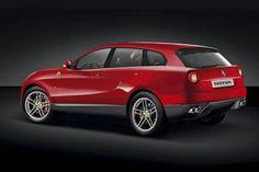 Ferrari SUV?