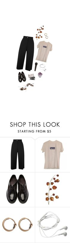 """Conor."" by flowersoflife ❤ liked on Polyvore featuring Public School, Dr. Martens, Pier 1 Imports, Acne Studios and Samsung"