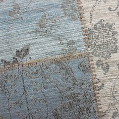 Duck Egg Blue Furniture, Duck Egg Blue Rugs, Chalk Paint Colors, White Chalk Paint, Patchwork Designs, Patchwork Rugs, Annie Sloan Furniture, Paint Furniture, Furniture Makeover