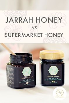 If you're wondering what makes our honey so special compared to supermarket honey, our blog explains all of the facts. Head over there to discover why the antimicrobial properties of our Jarrah honey make it a true super force when it comes to fighting infections. Whilst you're there, sign up to the newsletter for 20% off your first order. #nectahive  #luxuryhoney #jarrahhoney #antimicrobialhoney Sore Throat And Cough, Sooth Sore Throat, Australian Honey, Things To Think About, Things To Come, Best Honey, Did You Eat, Manuka Honey