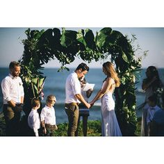 """Our tropical arbour surrounded by love. #wedding #arbour #tropical"" Photo taken by @tokely_events on Instagram, pinned via the InstaPin iOS App! http://www.instapinapp.com (12/09/2015)"
