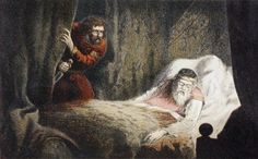 """Still it cried, 'Sleep no more' to all the house; 'Glamis hath murdered sleep', and therefore Cawdor shall sleep no more: Macbeth shall sleep no more."" - Macbeth (Act 2, Scene 2)"