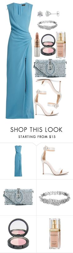 """""""Untitled #1691"""" by mihai-theodora ❤ liked on Polyvore featuring Versace, Gianvito Rossi, Dolce&Gabbana, Kate Spade, Mariah Carey and Elizabeth Arden"""