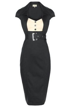 Lindy Bop Wynona Pencil Dress