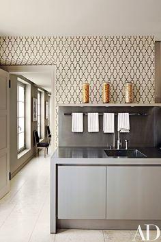 5 Elegant Gray Kitchens Photos | Architectural Digest