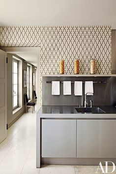 5 Elegant Gray Kitchens Photos | Architectural Digest
