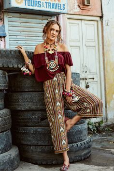 9a66efebf3 Tree of Life Blog  Road Trip Collection shot on location in India. Bohemian  Outfit