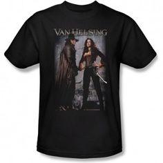 Van Helsing Team Up T-shirt