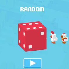 Crossy road, Papercraft and Roads on Pinterest