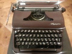 FREE SHIPPING Beautiful Working Olympia by AholeWithaTypewriter, $199.99