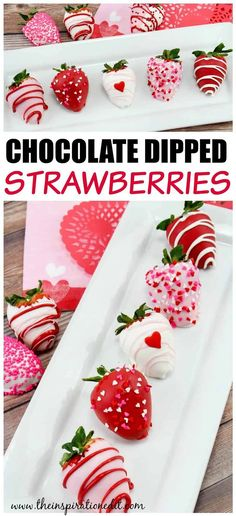 These Valentines Day Food Dipped Chocolate Strawberries are the perfect easy treat for your loved ones. Get the recipe now. These Valentines Day Food Dipped Chocolate Strawberries are the perfect easy treat for your loved ones. Get the recipe now. Valentine Desserts, Valentines Day Food, Valentines Day Chocolates, Valentine Chocolate, Valentine Treats, Valentine Party, Valentines Day Desserts, Saint Valentine, Valentine Day Love