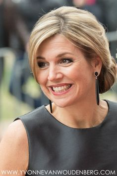 Europe's Royals — victorysp: 07/04/2017  Queen Maxima during the...