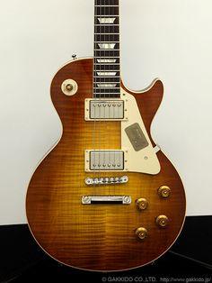 Gibson Custom Shop 1958 Les Paul Plain Top Gloss STB #8428XX