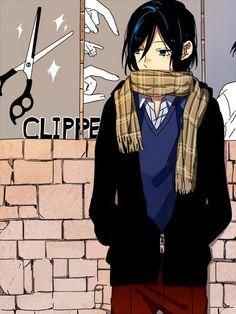 HORIMIYA!!!!!!! <3 though  a manga ovo'