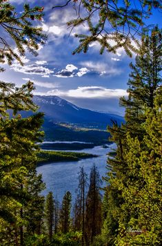 Dillon Reservoir, Dillon/Frisco/Silverthorne, Colorado [photo only]
