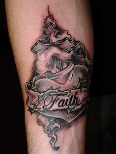 Faith Tattoo Designs For Men The Unique Faith Tattoo, 25 best faith tattoo desig. - Faith Tattoo Designs For Men The Unique Faith Tattoo, 25 best faith tattoo designs images in 2013 fa - Faith Tattoo Designs, Small Tattoo Designs, Tattoo Designs For Women, Faith Tattoos, Unique Tattoos For Men, Cool Tattoos For Guys, Tattoos For Women Small, Tattoo Hals, Retro Tattoos
