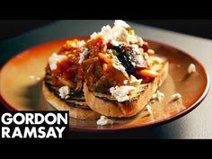 ▶ Slow-Cooked Aubergine - Gordon Ramsay - YouTube