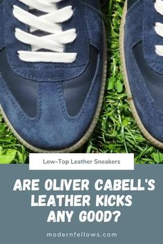 Their shoes are hand made in Italy using the best materials possible, and they strive to find the best factories and partner with them for the long term. Leather Trainers, Leather Sneakers, Business Casual Dress Code, Minimalist Sneakers, Autumn Fashion, Men's Fashion, Dress With Sneakers, Factories, Luxury Shoes