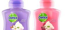 Dettol introduz novos aromas nos sabonetes anti-bacterianos